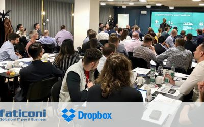 A DropBox Experience