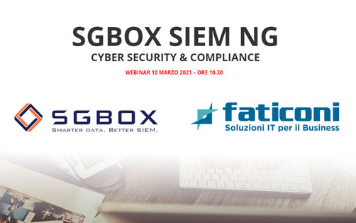SGBOX SIEM NG CYBERSECURITY & COMPLIANCE